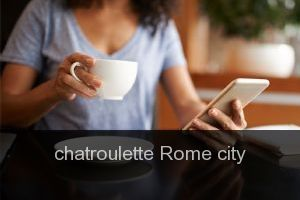 Chatroulette Rome city