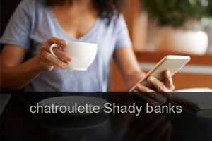 Chatroulette Shady banks